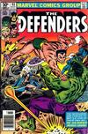 Cover for The Defenders (Marvel, 1972 series) #93 [Newsstand]