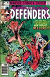 Cover for The Defenders (Marvel, 1972 series) #94 [Newsstand]