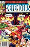 Cover Thumbnail for The Defenders (1972 series) #99 [Newsstand]