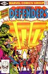 Cover for The Defenders (Marvel, 1972 series) #100 [Direct]