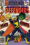 Cover Thumbnail for The Defenders (1972 series) #102 [Newsstand]