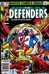 Cover Thumbnail for The Defenders (1972 series) #106 [Newsstand]