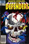 Cover Thumbnail for The Defenders (1972 series) #107 [Newsstand]