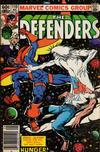 Cover for The Defenders (Marvel, 1972 series) #110 [Newsstand]