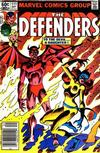 Cover for The Defenders (Marvel, 1972 series) #111 [Newsstand]