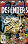 Cover for The Defenders (Marvel, 1972 series) #114 [Direct]