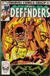 Cover for The Defenders (Marvel, 1972 series) #116 [Direct]