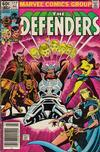 Cover for The Defenders (Marvel, 1972 series) #117 [Newsstand]