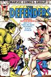 Cover for The Defenders (Marvel, 1972 series) #119 [Direct]