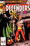 Cover for The Defenders (Marvel, 1972 series) #120 [Direct]