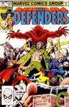 Cover for The Defenders (Marvel, 1972 series) #121 [Direct]