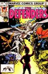 Cover for The Defenders (Marvel, 1972 series) #122 [Direct]