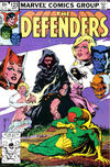 Cover for The Defenders (Marvel, 1972 series) #123 [Direct]