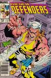 Cover for The Defenders (Marvel, 1972 series) #126 [Newsstand]