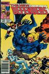 Cover for The Defenders (Marvel, 1972 series) #129 [Canadian]