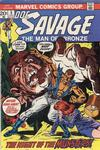 Cover for Doc Savage (Marvel, 1972 series) #5