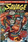 Cover for Doc Savage (Marvel, 1972 series) #6