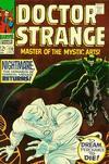 Cover for Doctor Strange (Marvel, 1968 series) #170