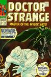 Cover for Doctor Strange (Marvel, 1968 series) #170