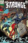 Cover for Doctor Strange (Marvel, 1968 series) #176
