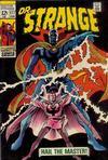 Cover for Doctor Strange (Marvel, 1968 series) #177