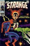 Cover for Doctor Strange (Marvel, 1968 series) #179