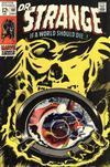 Cover for Doctor Strange (Marvel, 1968 series) #181