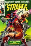Cover for Doctor Strange (Marvel, 1968 series) #182