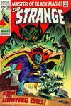 Cover for Doctor Strange (Marvel, 1968 series) #183