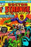 Cover for Doctor Strange (Marvel, 1974 series) #8 [Regular Edition]