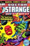 Cover for Doctor Strange (Marvel, 1974 series) #9 [Regular Edition]