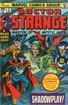 Cover for Doctor Strange (Marvel, 1974 series) #11 [Regular Edition]