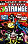 Cover for Doctor Strange (Marvel, 1974 series) #13 [Regular Edition]