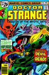 Cover for Doctor Strange (Marvel, 1974 series) #16 [25¢]