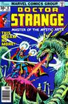 Cover for Doctor Strange (Marvel, 1974 series) #18 [Regular Edition]