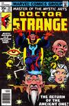 Cover for Doctor Strange (Marvel, 1974 series) #26 [Regular Edition]