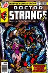 Cover Thumbnail for Doctor Strange (1974 series) #33 [Regular Edition]