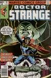 Cover Thumbnail for Doctor Strange (1974 series) #40 [Newsstand Edition]