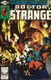 Cover for Doctor Strange (Marvel, 1974 series) #42 [Direct Edition]