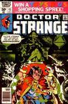 Cover Thumbnail for Doctor Strange (1974 series) #43 [Newsstand]