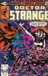 Cover for Doctor Strange (Marvel, 1974 series) #44 [Direct Edition]