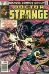 Cover for Doctor Strange (Marvel, 1974 series) #45 [Newsstand Edition]