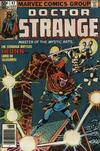 Cover for Doctor Strange (Marvel, 1974 series) #47 [Newsstand Edition]