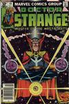 Cover Thumbnail for Doctor Strange (1974 series) #49 [Newsstand Edition]