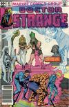 Cover for Doctor Strange (Marvel, 1974 series) #53 [Newsstand Edition]