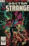 Cover for Doctor Strange (Marvel, 1974 series) #55 [Direct Edition]