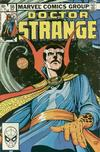 Cover for Doctor Strange (Marvel, 1974 series) #56 [Direct Edition]