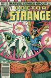 Cover for Doctor Strange (Marvel, 1974 series) #59 [Newsstand Edition]