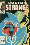 Cover for Doctor Strange (Marvel, 1974 series) #61 [Direct Edition]