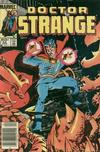Cover Thumbnail for Doctor Strange (1974 series) #64 [Newsstand Edition]